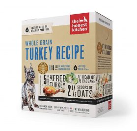 Honest Kitchen Human Grade Dehydrated Organic Grain Turkey Dog Food 4 lb - Keen 2