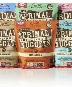 Primal Pet Foods Freeze-Dried Canine Chicken Formula 14 Oz 2