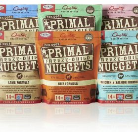 Primal Pet Foods Freeze-Dried Canine Chicken Formula 14 Oz 2