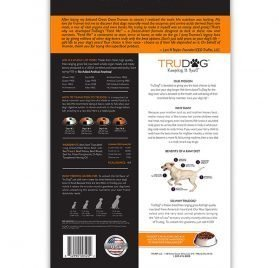 TruDog- Feed Me- Freeze Dried Raw Superfood - Real Meat Dog Food - Optimal Canine Health and Natural Longevity - All Natural - Balanced Nutrition 2