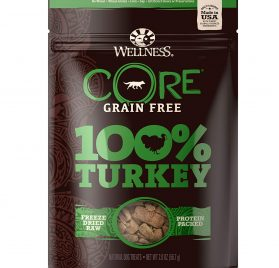 Wellness Core 100-Percent Freeze Dried Dog Treats, 2 Oz