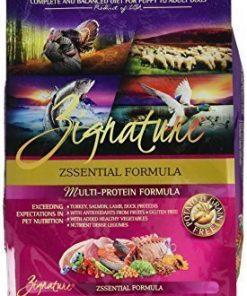 Zignature Zssential Formula Dog Food, 4 Lb.