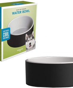 Magisso Happy Pet Project Naturally Cooling Ceramics Water Bowl