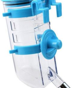 Pet Supplies Dog Water Dispenser Drinking Bottle Rabbit Cat Puppy Hanging Water Fountain Bottle Feeders Holder