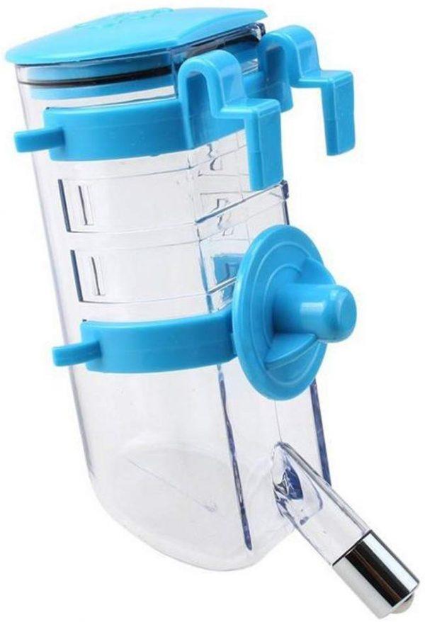 Pet Supplies Dog Water Dispenser Drinking Bottle Rabbit Cat Puppy Hanging Water Fountain Bottle Feeders Holder