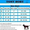 TONY HOBY Pet Dog Lace Dress Dog Wedding Dress Dog Bride Costume Pure White with Bowknot for Small Medium Dogs 6