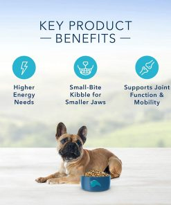 Blue Buffalo Life Protection Formula Small Breed Dog Food – Natural Dry Dog Food for Adult Dogs – Chicken and Brown Rice – 6 lb. Bag 5