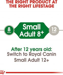 Royal Canin Size Health Nutrition Mini Mature 8+ Dry Dog Food 4