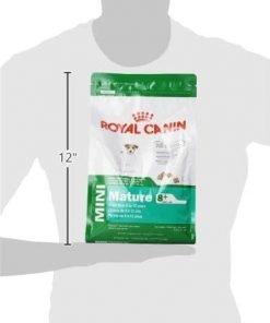Royal Canin Size Health Nutrition Mini Mature 8+ Dry Dog Food 8