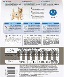 Royal Canin Size Health Nutrition Mini Weight Care Dry Dog Food 2