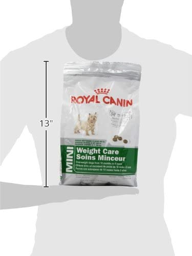 Royal Canin Size Health Nutrition Mini Weight Care Dry Dog Food 8