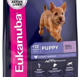 Eukanuba Small Breed Puppy