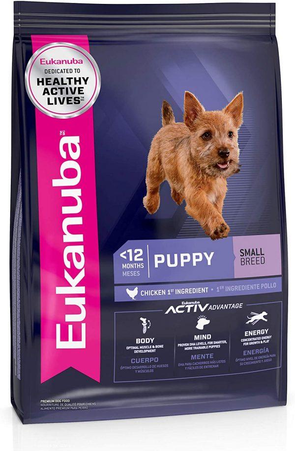 Eukanuba Small Breed Puppy