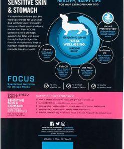 Purina Pro Plan Sensitive Skin and Sensitive Stomach Dry Dog Food 2