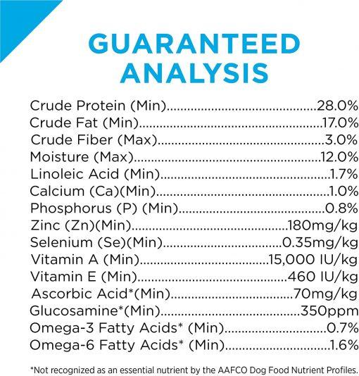 Purina Pro Plan Sensitive Skin and Sensitive Stomach Dry Dog Food 6