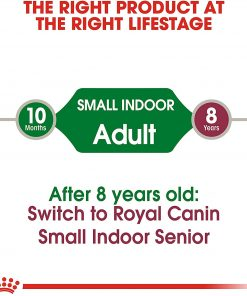 Royal Canin Size Health Nutrition Small Indoor Dry Dog Food 5