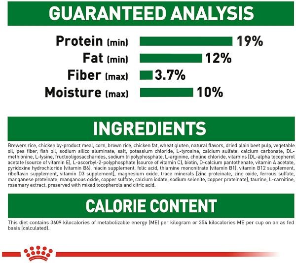 Royal Canin Size Health Nutrition Small Indoor Dry Dog Food 7