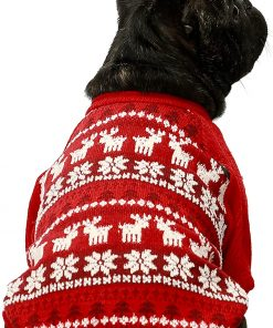 Fitwarm Dog Sweater Puppy Knitwear Pet Winter Clothes Doggie Outifts Pullovers