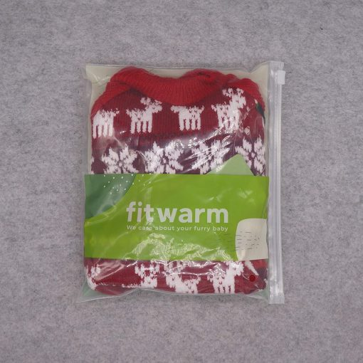 Fitwarm Dog Sweater Puppy Knitwear Pet Winter Clothes Doggie Outifts Pullovers 6