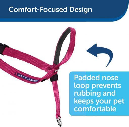 PetSafe Gentle Leader Headcollar, No-Pull Dog Collar – Perfect for Leash & Harness Training 4